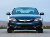 Honda Accord Touring Coupe 2015 pictures