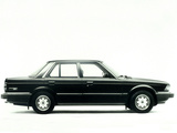 Images of Honda Accord Sedan US-spec 1982–85
