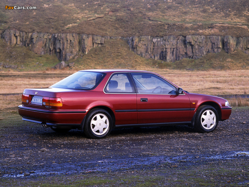 Images Of Honda Accord Coupe Uk Spec Cb6 199093 800x600