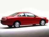 Images of Honda Accord Coupe US-spec 1998–2002