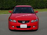 Images of Honda Accord Euro-R Sedan (CL7) 2002–05
