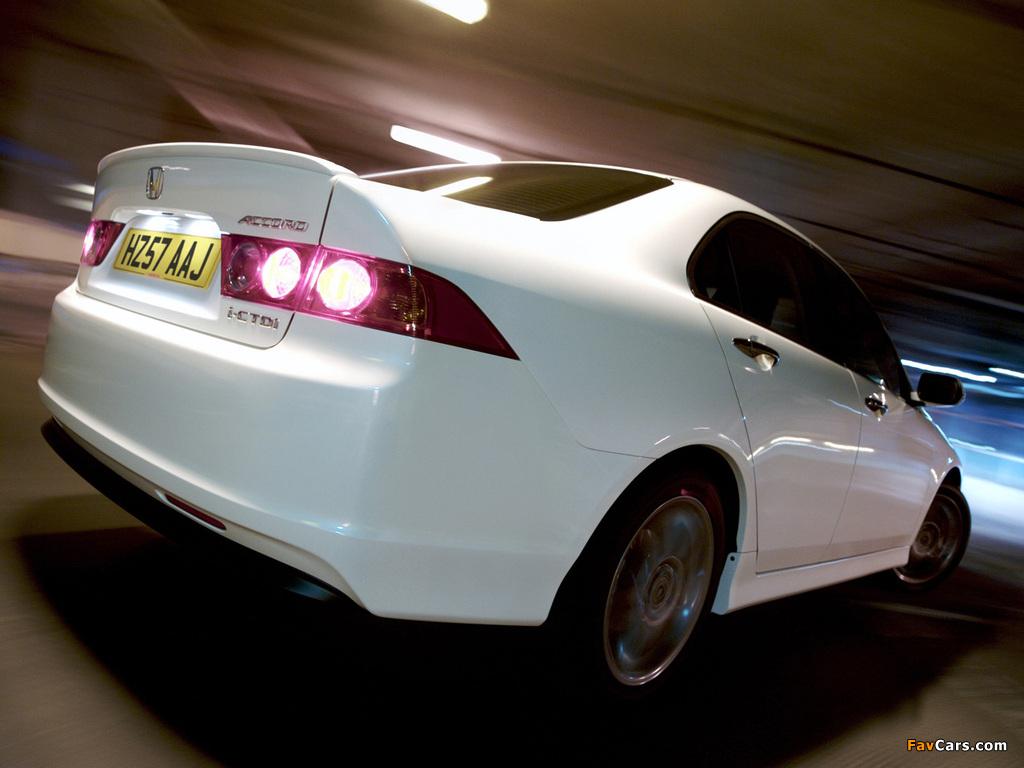 Honda Accord Sport Car