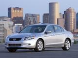 Images of Honda Accord Sedan US-spec 2008–10