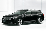 Images of Honda Accord Tourer Sports Style JP-spec (CW) 2008–11