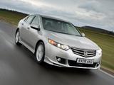 Images of Honda Accord Sedan UK-spec (CU) 2008–11