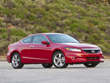 Images of Honda Accord Coupe US-spec 2010–12