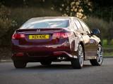 Images of Honda Accord Type-S Sedan UK-spec (CU) 2011