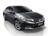Images of Honda Accord Sedan TH-spec 2013