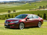 Images of Honda Accord V6 Sedan AU-spec 2013