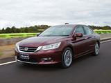 Images of Honda Accord V6 Sedan AU-spec 2013
