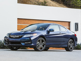 Images of Honda Accord Touring Coupe 2015