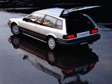 Photos of Honda Accord Aerodeck (CA) 1985–89