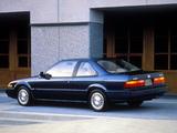 Photos of Honda Accord Coupe (CA6) 1988–89