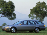Photos of Honda Accord Wagon (CB9) 1990–93