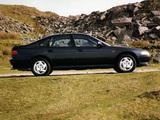 Photos of Honda Accord Sedan (CD) 1993–96