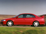 Photos of Honda Accord Type R UK-spec 1999–2002