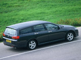 Photos of Honda Accord Type-S Tourer (CM2) 2003–06