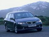 Photos of Honda Accord Type-S Tourer (CM2) 2003–06