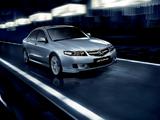 Photos of Honda Accord Sedan (CL) 2006–08