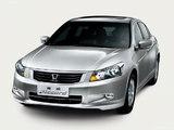 Photos of Honda Accord Sedan CN-spec 2008–11
