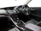 Photos of Honda Accord Euro Sedan AU-spec 2011