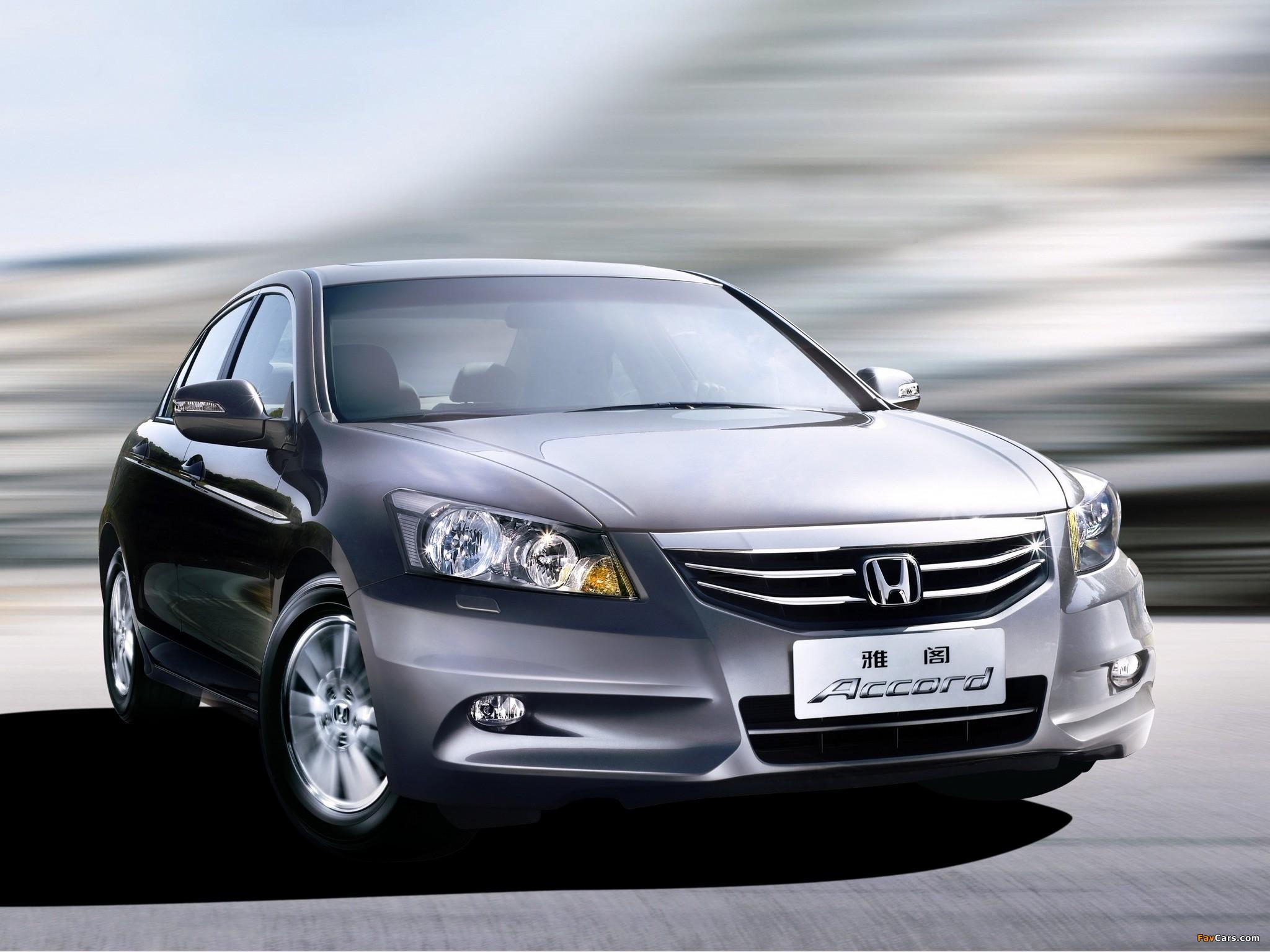 Photos Of Honda Accord Sedan Cn Spec 2011 2048x1536