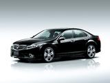 Photos of Honda Accord Type-S Sedan JP-spec (CU) 2011–12