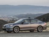 Photos of Honda Accord Sport Sedan 2012