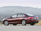 Photos of Honda Accord EX-L V6 Sedan 2012