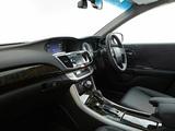 Photos of Honda Accord V6 Sedan AU-spec 2013