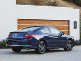 Photos of Honda Accord Touring Coupe 2015