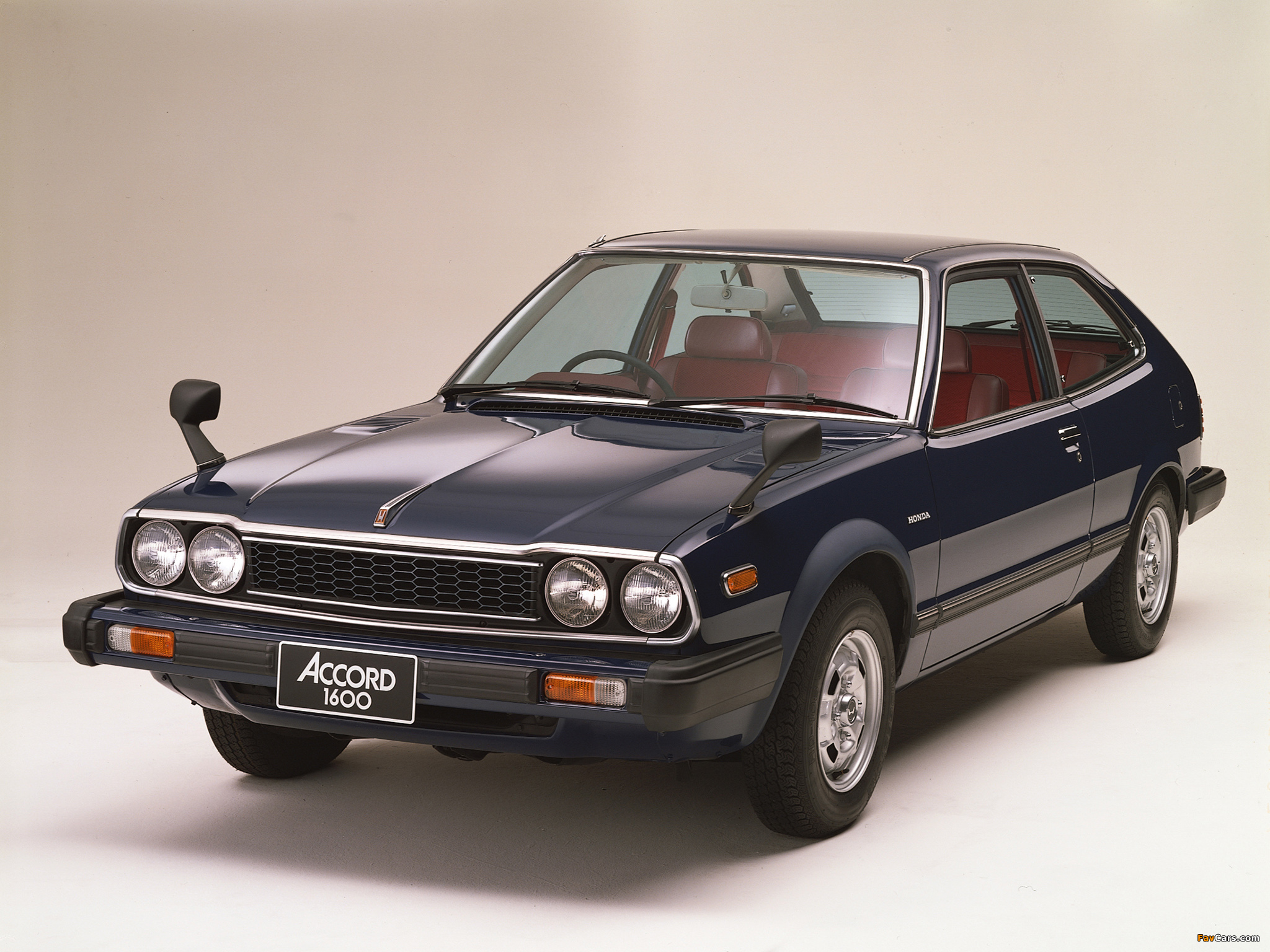 Pictures of Honda Accord Hatchback 1976-81 (2048x1536)