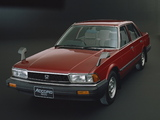 Pictures of Honda Accord Sedan 1981–85