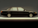 Pictures of Honda Accord Sedan US-spec (CA) 1986–89