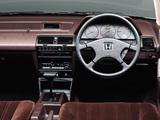 Pictures of Honda Accord Sedan (CA) 1987–89