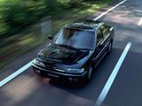 Pictures of Honda Accord Sedan (CB) 1990–93
