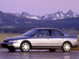 Pictures of Honda Accord Sedan US-spec (CD) 1994–97