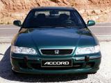 Pictures of Honda Accord Sedan (CD) 1996–98