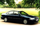 Pictures of Honda Accord Sedan UK-spec (CD) 1996–98
