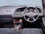 Pictures of Honda Accord SiR Sedan JP-spec (CF4) 1997–2000