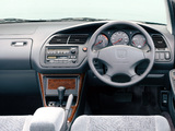 Pictures of Honda Accord Wagon JP-spec (CF6) 1997–2002