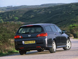 Pictures of Honda Accord Type-S Tourer (CM2) 2003–06