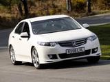 Pictures of Honda Accord Type-S Sedan UK-spec (CU) 2008–11