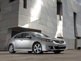 Pictures of Honda Accord Sedan UK-spec (CU) 2008–11