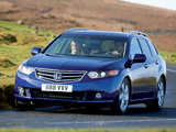 Pictures of Honda Accord Tourer (CW) 2008–11
