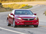 Pictures of Honda Accord Coupe US-spec 2010–12