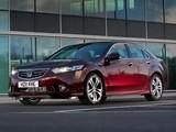 Pictures of Honda Accord Type-S Sedan UK-spec (CU) 2011
