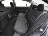 Pictures of Honda Accord Sport Sedan 2012