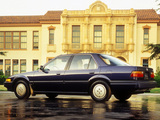 Honda Accord Sedan US-spec (CA) 1986–89 wallpapers