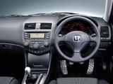 Honda Accord Euro-R Sedan (CL7) 2002–05 wallpapers